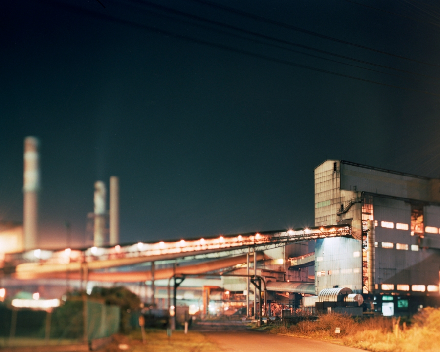 Constructing Factories #7, Wollongong, 2006